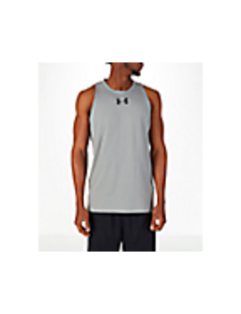 Men's Under Armour Baseline Basketball Tank by Under Armour