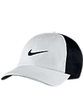 Unisex Nike Aero Bill Heritage86 Mesh Adjustable Hat by Nike