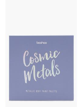Boohoo Cosmic Metals Body Paint by Boohoo