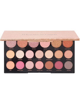 Jewel Collection Eyeshadow Palette In Deluxe by Makeup Revolution