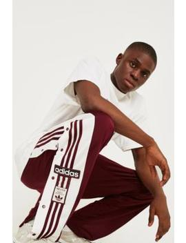 Adidas   Pantalon De Survêtement Adibreak Bordeaux by Adidas