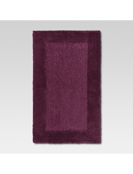 Ultra Soft Solid Textured Bath Rug   Threshold™ by Shop Collections