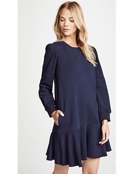 Fleece Dress by La Vie Rebecca Taylor