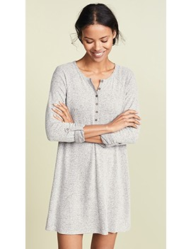 The Marled Henley Dress by Z Supply