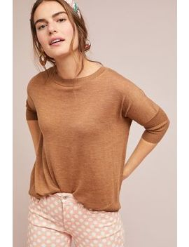 Wilhelmina Wool Tunic by Anthropologie