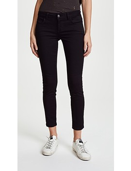 Hannah Slim Crop Jeans by Siwy