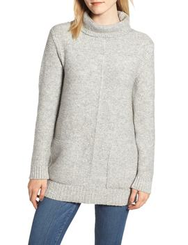 Malvern Roll Collar Sweater by Barbour