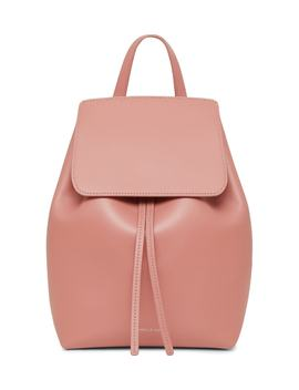 Mini Leather Backpack by Mansur Gavriel