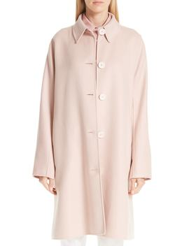 Wool & Cashmere Coat by Mansur Gavriel