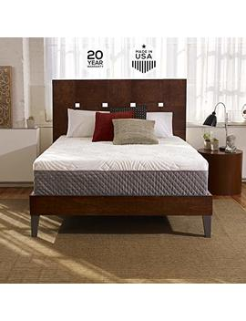 Sleep Innovations Shiloh 12 Inch Memory Foam Mattress With Quilted Cover, Made In The Usa With A 20 Year Warranty   Twin Size by Sleep Innovations
