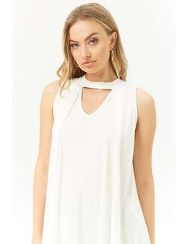 Cutout Swing Top by Forever 21