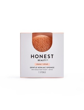 Honest Beauty Gentle Konjac Sponge Skincare Tools And Accessories by Honest Beauty