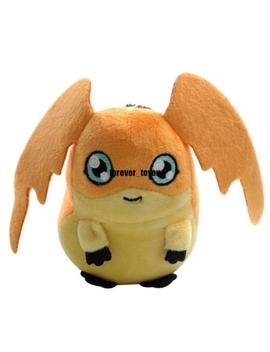 Anime Digimon Adventure Digital Monster Gomamon Almon Plush Toy Stuffed Doll by Unbranded