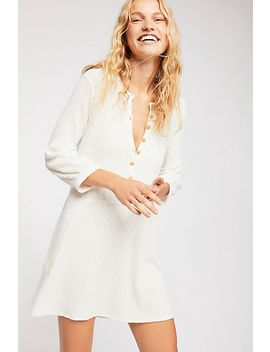 Blossom Button Up Dress by Free People