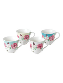 Miranda Kerr For  Everyday Friendship Mug Set Of 4 by Royal Albert