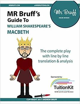 Mr Bruff's Guide To 'macbeth' by Andrew Bruff