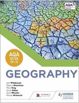 Aqa Gcse (9–1) Geography by Amazon