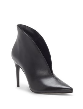Lasnia Leather Shooties by Jessica Simpson