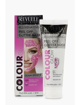 Peel Off Rejuvenating Glitter Face Mask by Boohoo