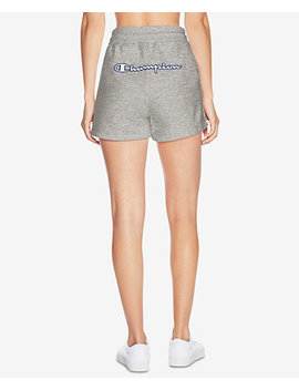 Reverse Weave High Rise Shorts by Champion