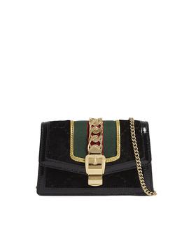 Gucci Women's 4946469jtdg8710 Black Leather Shoulder Bag by Gucci