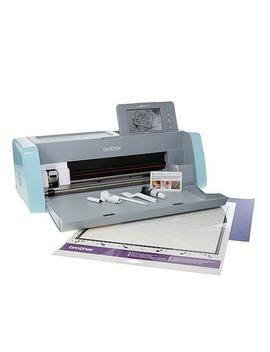 Brother Scan N Cut Dx Electronic Cutting Machine Bundle by Brother