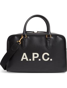 Sac Sylvie Faux Leather Satchel by A.P.C.