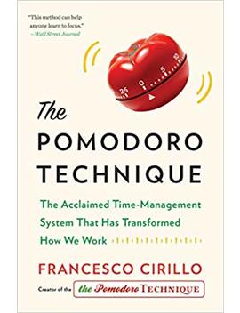 The Pomodoro Technique: The Acclaimed Time Management System That Has Transformed How We Work by Amazon