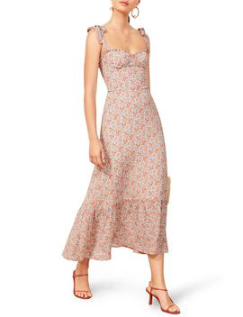 Nikita Floral Dress by Reformation