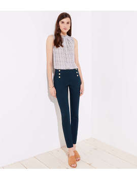 Skinny Sailor Pants In Marisa Fit by Loft
