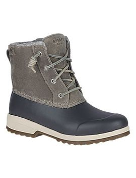 Women's Maritime Repel Boot by Sperry