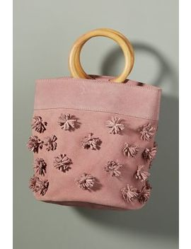 Anthropologie Alana Pommed  Bucket Bag by Anthropologie