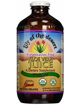 Lily Of The Desert Juice Aloe Vera Pf Whl Lea (32 Ounces) by Lily Of The Desert