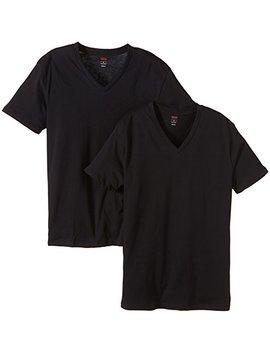 Levi's Men's 200sf V Neck 2p Short Sleeve Interior Shirt by Levi's
