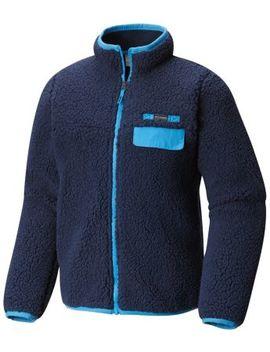 Youth Mountain Side™ Heavyweight Full Zip Fleece by Columbia Sportswear