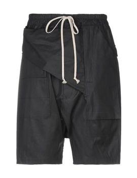 Drkshdw By Rick Owens Shorts & Bermuda   Pants by Drkshdw By Rick Owens