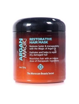 Argan Magic Restorative Hair Mask 8oz by Argan Magic