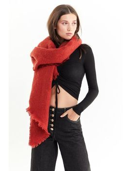 Hailey Blanket Scarf by Urban Outfitters