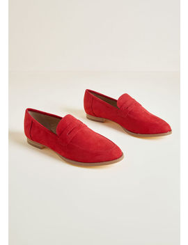 Timeless Truth Loafer by Modcloth