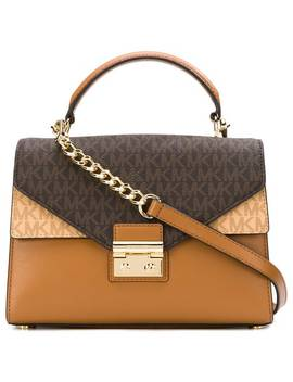 Sloan Satchel Bag by Michael Michael Kors
