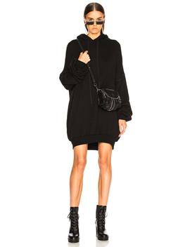 Hoodie Dress by Unravel