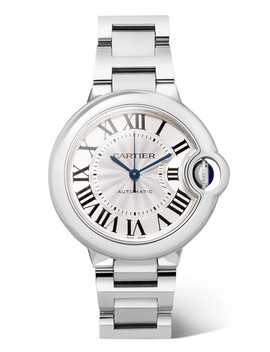 Ballon Bleu De Cartier 33mm Stainless Steel Watch by Cartier
