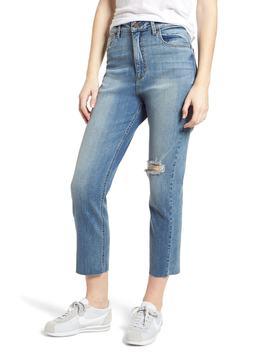 High Waist Crop Jeans by Bp.