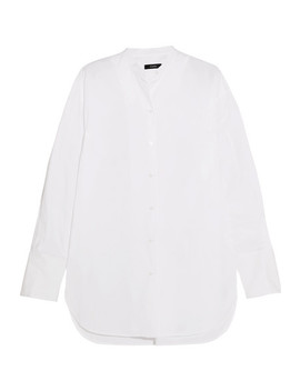 Oversized Cotton Shirt by Bassike