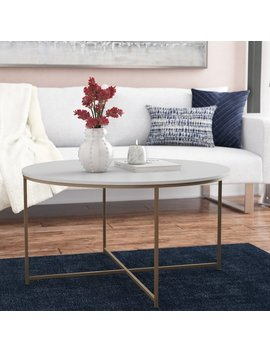 Wrought Studio Bretz Coffee Table & Reviews by Wrought Studio