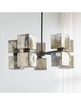 Ava Large Chandelier by Crate&Barrel