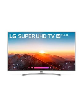 "Lg 55"" Class 4 K (2160) Hdr Smart Led Ai Super Uhd Tv W/Ai Thin Q   55 Sk8000 Pua by Lg"
