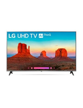 """Lg 55"""" Class 4 K (2160) Hdr Smart Led Uhd Tv W/Ai Thin Q   55 Uk7700 Pud by Lg"""
