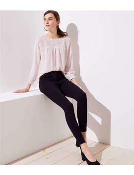 Leggings In Five Pocket Ponte by Loft