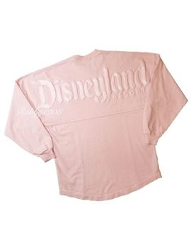 Bnwt Disney Dlr Disneyland Resort Millennial Pink Spirit Jersey Small S by Spirit Jersey